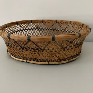 Boho Wall Basket